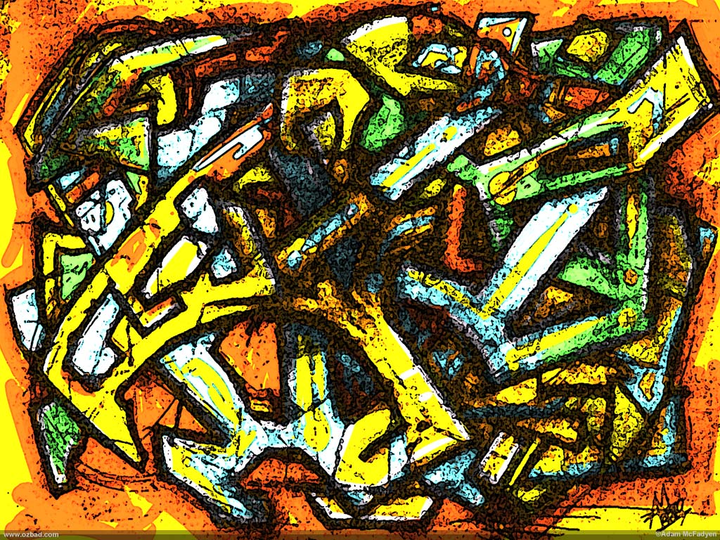 Sketchy Grimey Graffiti