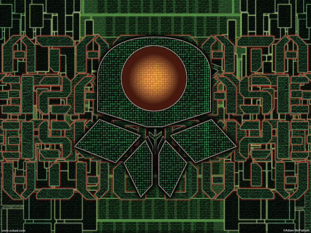 DATABASE-001 Cybernetic Digital Art
