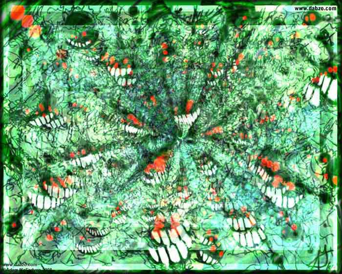 """Creeps"" Digital Artwork"