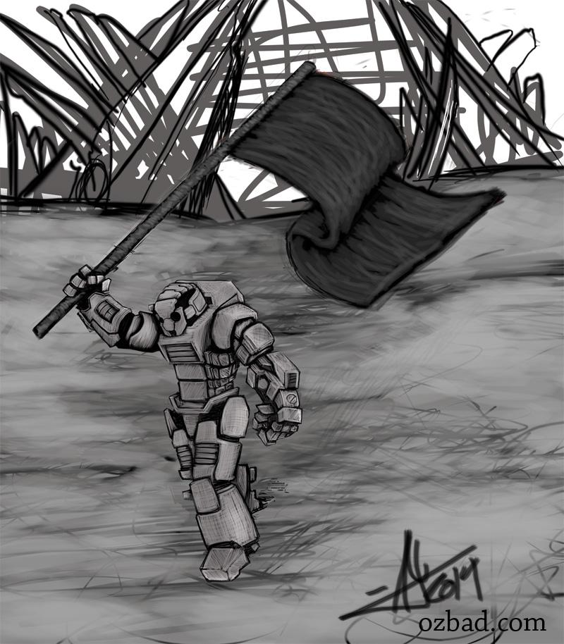 mek soldier wip